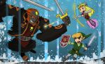 The Tri Force by Adam-Leonhardt