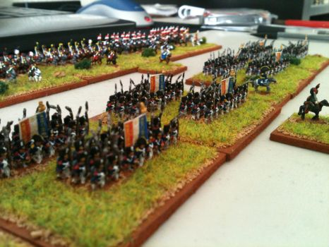 6mm Napoleonics 71 by DarvenTravos