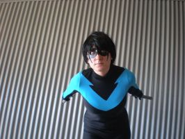 Supa 2012: Nightwing 2 by evilfuzzle2