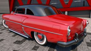 1953 Chevrolet Club Coupe by SamCurry
