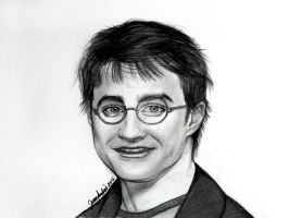 Harry Potter by jardc87