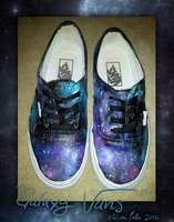 Galaxy Vans by THE-WEATHERED-RAVEN