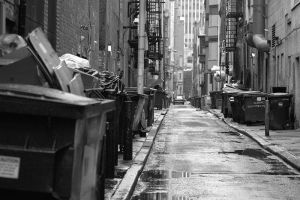 15th St. Alley by bewing