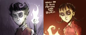 Don't Starve by Super-Cute