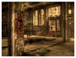 Urban Decay by entengruetze