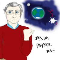 Physics by Scanio by unexpectedgift