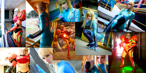 Samus zero suit by Jet306