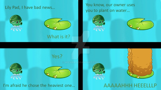 PvZ Comic 3 (by HfEvra) by HfEvra