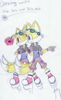 tails and tails doll again by bumblebeeluver333