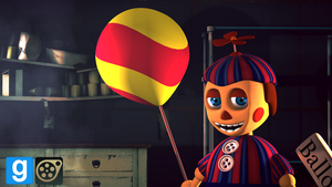 FNAF 2 - Balloon Boy [DL] by WhiteSkyPony