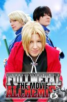 FMA - The MOVIE by kayleighloire