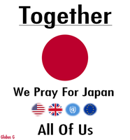 Together We Pray - For Japan by GlobusG