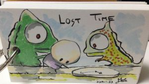 Lost Time by Merc007