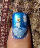 Cinderella nails 6 by myfairygodmother