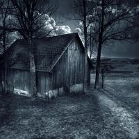 Premade BG Old Barn by E-DinaPhotoArt