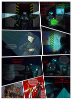 Project Red recreation: pg. 27 by livinlovindude