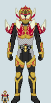 Toku sprite - Malus (Golden Arms) by Malunis