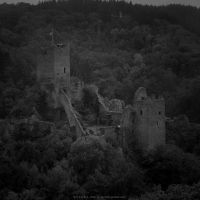 Castle in the Woods by serel