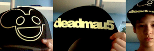Epic Deadmau5 Hat is Epic by MilotheFoxx123