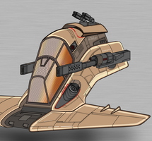 Hovertank by firestrike2