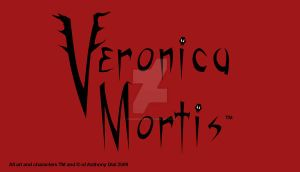 Veronica Mortis Logo by Gummibearboy