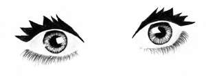 Thick Lashes by CopycatII