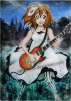 Guitar Forest by natsumi33