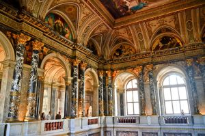 KUNSTHISTORISCHES MUSEUM by louboumian