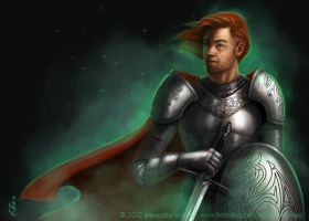 The King by Aruyinn