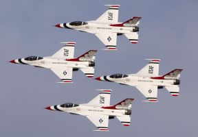 Thunderbirds Four Ship by shelbs2