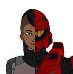 Request: Red vs Blue [Icon] by KyoriYuki