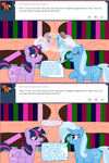 Ask Twilight and Copycat #10 by Kendell2