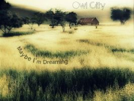 Owl City: Maybe I'm Dreaming by JayGeeIzzle