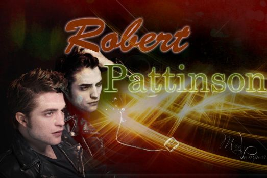 Robert Pattinson by GentlyVampire