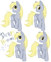 derpy hooves by G-Blue16