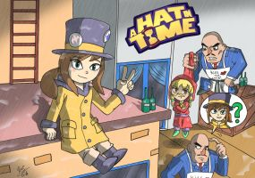 A Hat In Time... by CronoCain