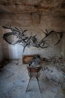 urbex - sanatorium v by Art-Is-Alive