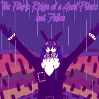 The Purple Reign of a Great Prince has Fallen by DragonSnake9989