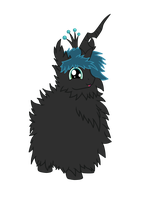 Fluffy Chrysalis by ArdonSword