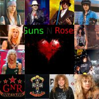 GNR Collage by MKMoon-Mew-GNRFan