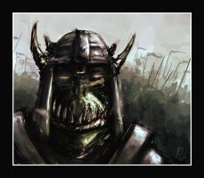 Warlord by LordPook