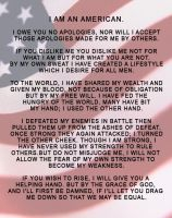 I Am An American by HKDP