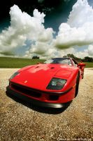 F40 Vertical by notbland