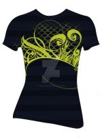 amour propre T-shirt Design 8 by luvgoldeneye