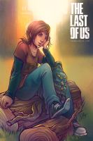 Ellie The Last of Us by Sakuli
