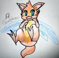 GriffinSona Gryphixie by Heatphones