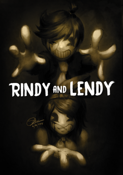 Rindy and Lendy: The Devil's Swing by oshRED