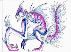 Clover Redesign Contest Entry by RaptorBarry