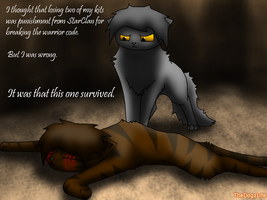 I couldn't kill him... by TheDogzLife