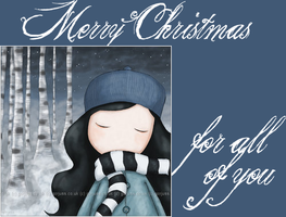 Just Merry Christmas by SuzeO